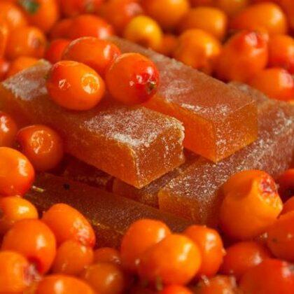 smiltserksu marmelade giline